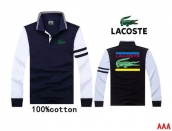 Lacoste Long-sleeved Polo T-shirt -061