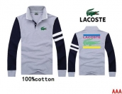 Lacoste Long-sleeved Polo T-shirt -062