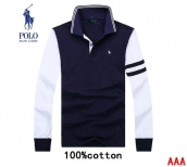 Polo Long-sleeved Polo T-shirt -046