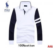 Polo Long-sleeved Polo T-shirt -048