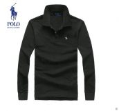 Polo Long-sleeved Polo T-shirt -050