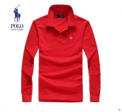 Polo Long-sleeved Polo T-shirt -051