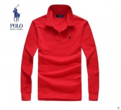 Polo Long-sleeved Polo T-shirt -054
