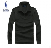 Polo Long-sleeved Polo T-shirt -055