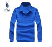 Polo Long-sleeved Polo T-shirt -056
