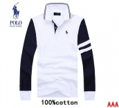 Polo Long-sleeved Polo T-shirt -057