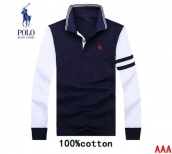 Polo Long-sleeved Polo T-shirt -060