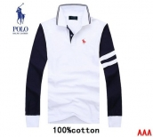 Polo Long-sleeved Polo T-shirt -062