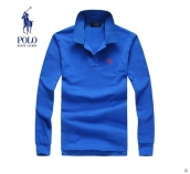 Polo Long-sleeved Polo T-shirt -063
