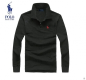 Polo Long-sleeved Polo T-shirt -064