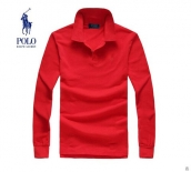 Polo Long-sleeved Polo T-shirt -065