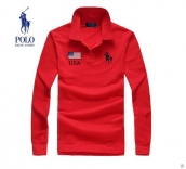 Polo Long-sleeved Polo T-shirt -068
