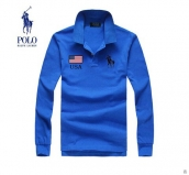 Polo Long-sleeved Polo T-shirt -070