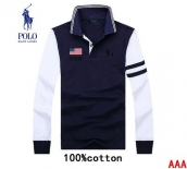 Polo Long-sleeved Polo T-shirt -073
