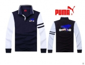 Puma Long-sleeved Polo T-shirt -073
