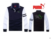 Puma Long-sleeved Polo T-shirt -079