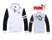Puma Long-sleeved Polo T-shirt -080