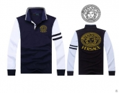 Versace Long-sleeved Polo T-shirt -127