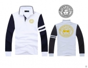 Versace Long-sleeved Polo T-shirt -134