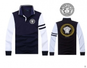 Versace Long-sleeved Polo T-shirt -138