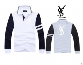YSL Long-sleeved Polo T-shirt -149