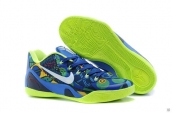 Nike Kobe 9 EM Low Women Game Royal