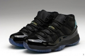 Super Perfect Air Jordan 11 Black Blue