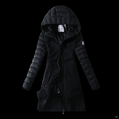 Moncler Down Coat Women 13061 Black