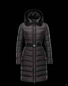 Moncler Down Coat Women 8012 Black