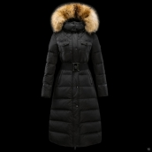 Moncler Down Coat Women 13042 Black