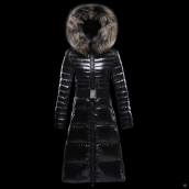 Moncler Down Coat Women 13052 Black