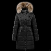 Moncler Down Coat Women 13053 Black