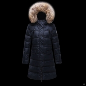 Moncler Down Coat Women 13053 Blue