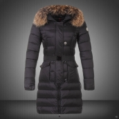 Moncler Down Coat Women 13074 Black