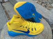 Nike Hyperdunk 2014 XDR Yellow Blue