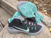 Nike Hyperdunk 2014 XDR Grey Black Light Green