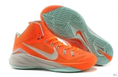 Nike Hyperdunk 2014 XDR Orange Grey