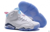 Air Jordan 6 Women White