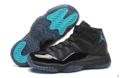 Perfect Air Jordan 11 Women Gamma Blue 200