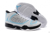 Air Jordan XX9 White Blue Black