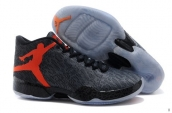 Air Jordan XX9 Navy Blue Black Orange