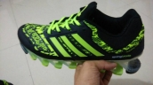 Adidas Springblade Drive Shoes Fluorescent Green Black