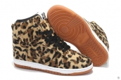 Nike Dunk SB Sky High Women Leopard
