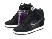Nike Dunk Sky Hi Essential Women Black