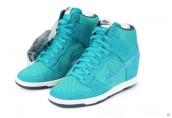 Nike Dunk Sky Hi Essential Women Green
