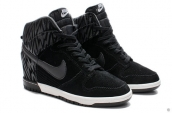 Nike Dunk Sky Hi Print Women Black