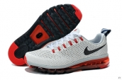 Nike Air Max Motion White Red Black
