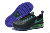 Nike Air Max Motion Black Green Purple