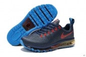 Nike Air Max Motion Navy Blue Red