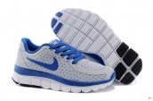 Nike Free 5-0 Kids Grey Blue